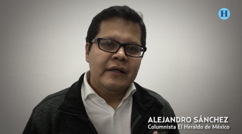 Alejandro Sánchez hace un análisis de la Asamblea Nacional del PRI