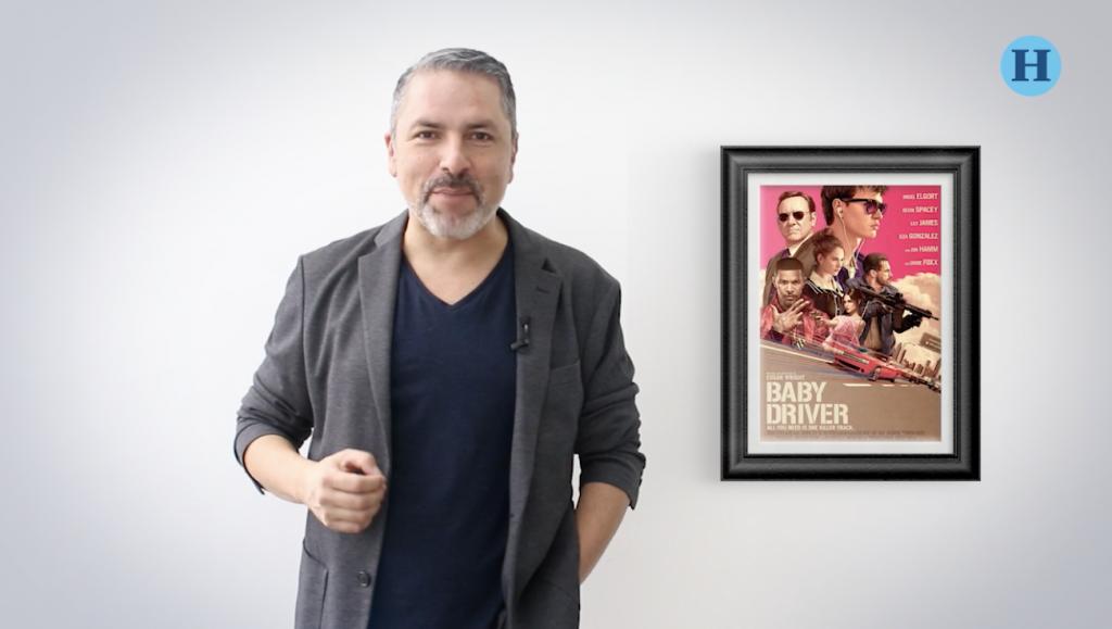 En el cine con Oscar Uriel