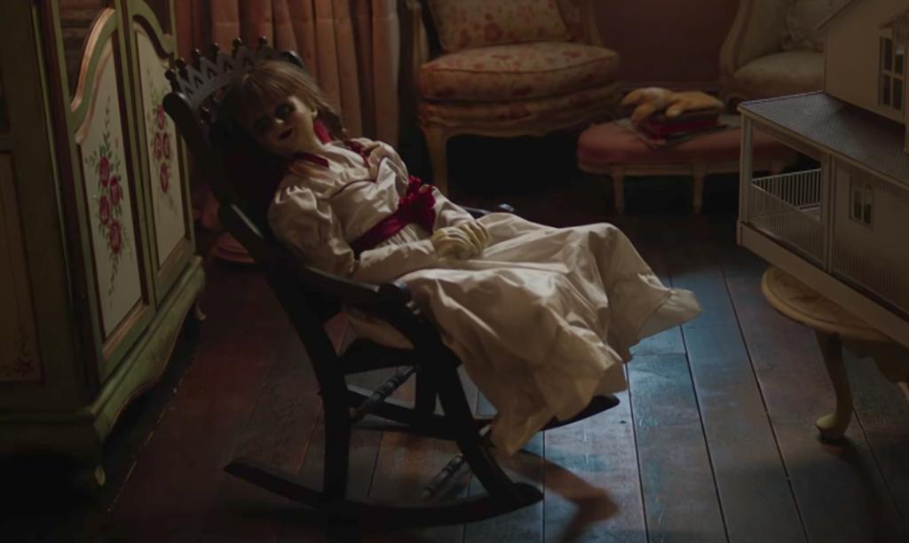 Annabelle: Creation, la cinta de terror más taquillera del momento en EU