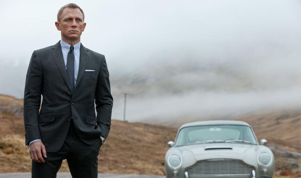 Daniel Craig confirmó que volverá a interpretar el papel de James Bond