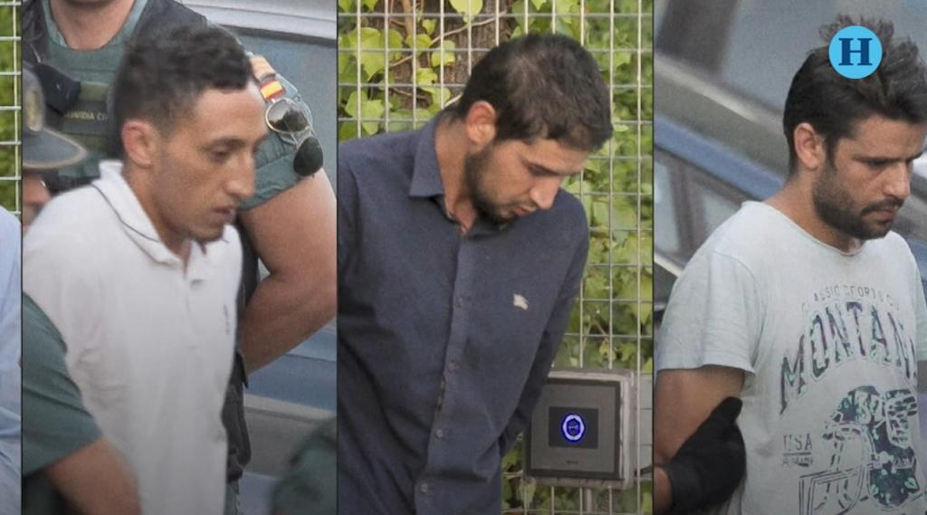 Los detenidos por el atentado en Cataluña fueron interrogados
