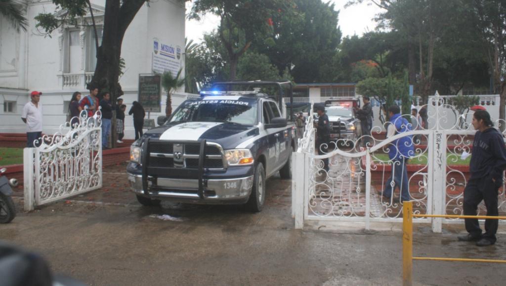 Balacera en la Facultad de Medicina en la UABJO, en Oaxaca, deja un herido