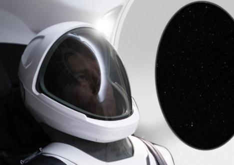 Elon Musk presenta el traje espacial de los astronautas de SpaceX