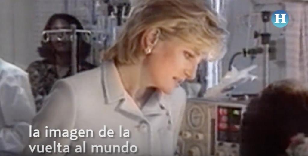 La vida de la princesa Diana en diez fechas