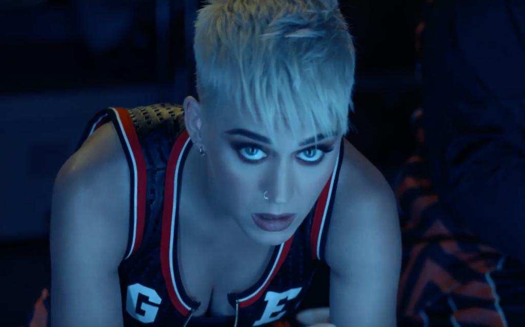 """Katy Perry lanza el primer video de su nuevo disco titulado """"Witness"""""""