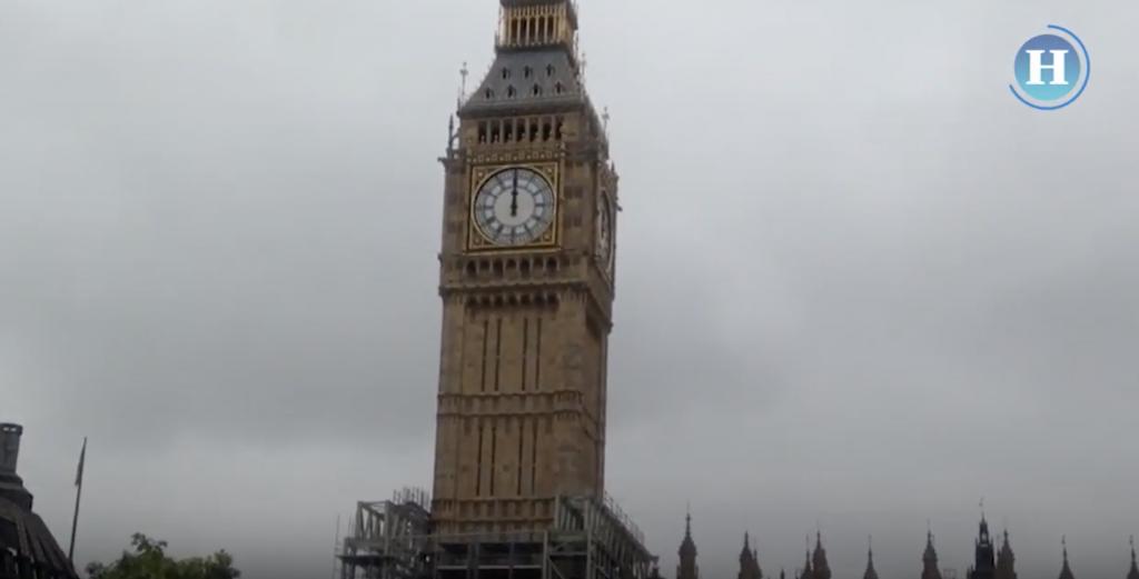 El Big Ben entró en silencio por cuatro años
