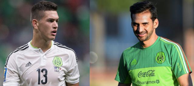 Raúl López y César Montes, convocados a la Selección Nacional de Futbol