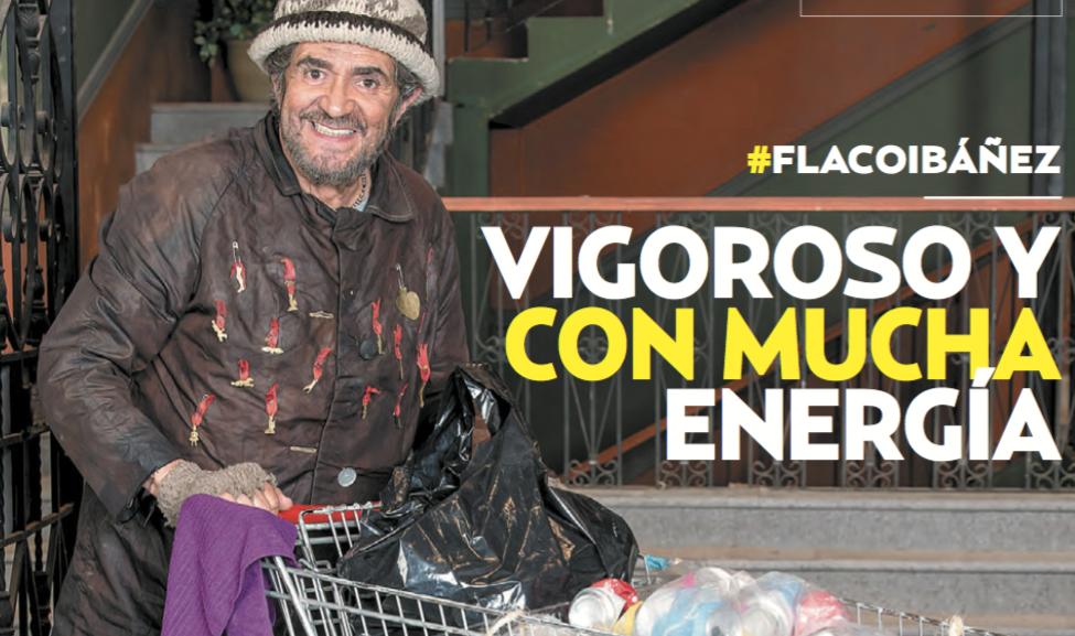 """Manuel """"Flaco"""" Ibañez, no está listo para retirarse del espectáculo"""