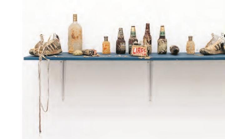 Burroughs inspira exposición en la Ciudad de México