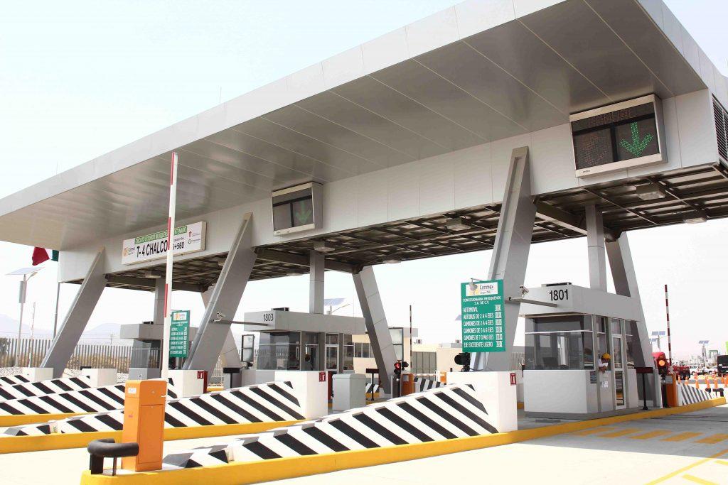 OHL eleva tarifas de peaje de Circuito Exterior Mexiquense