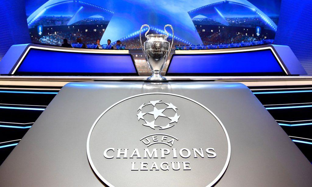 FOTO @ChampionsLeague