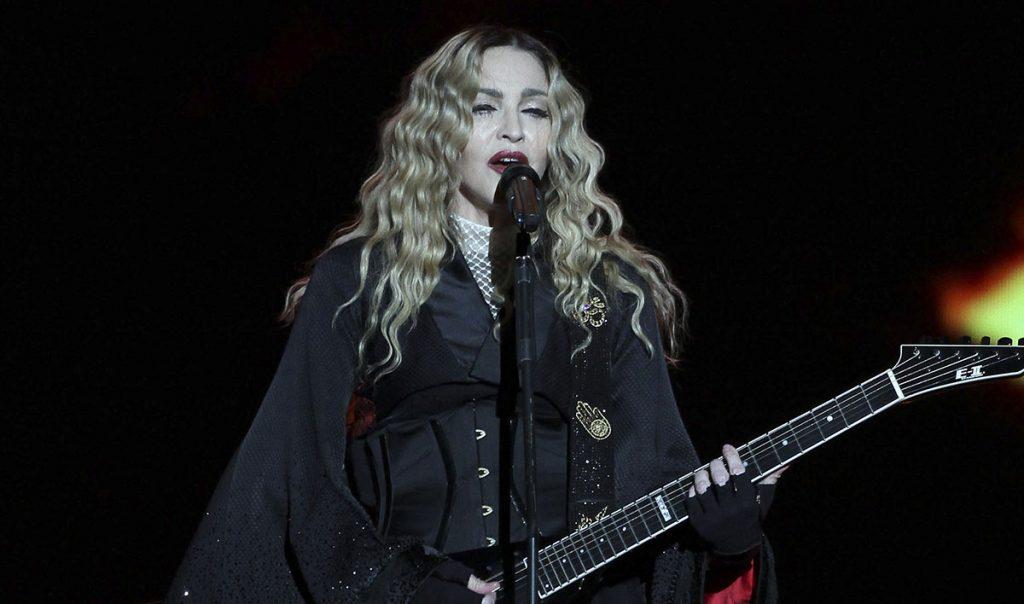 La cantante Madonna cumple 59 años