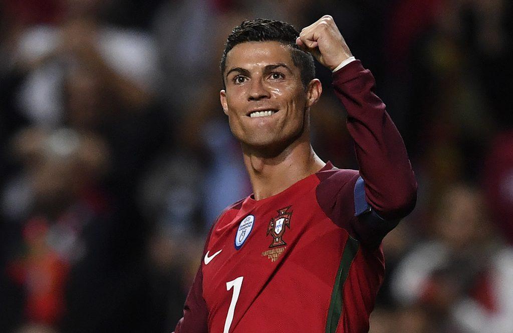Con triplete de Cristiano Ronaldo, Portugal goleó 5-1 a Islas Faroe dentro de las eliminatorias mundialistas rumbo a Rusia 2018.