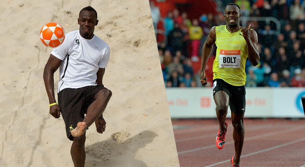 FOTOS: Los deportistas que jugaron en 2 deportes
