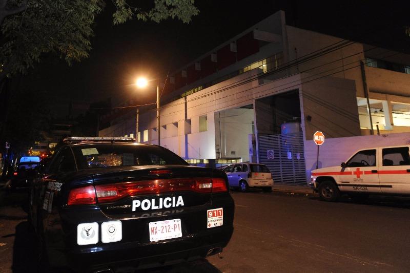 Lomas de Chapultepec. Detienen a cinco tras balacera