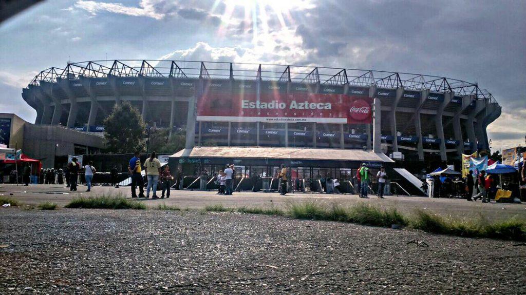 FOTO @EstadioAzteca