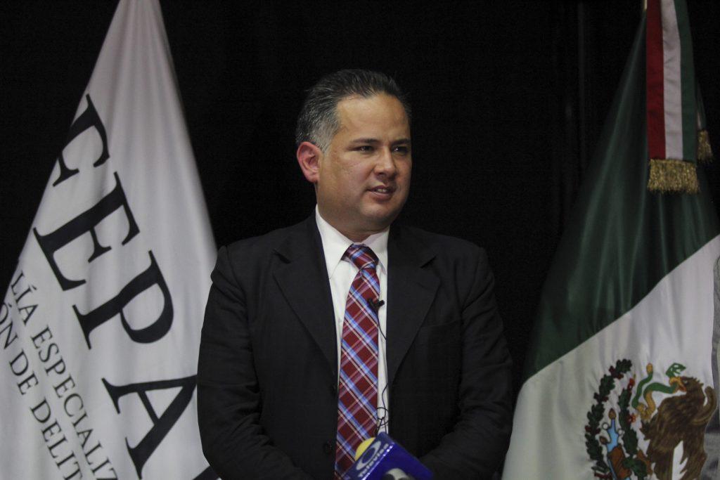 Santiago Nieto. CUARTOSCURO.