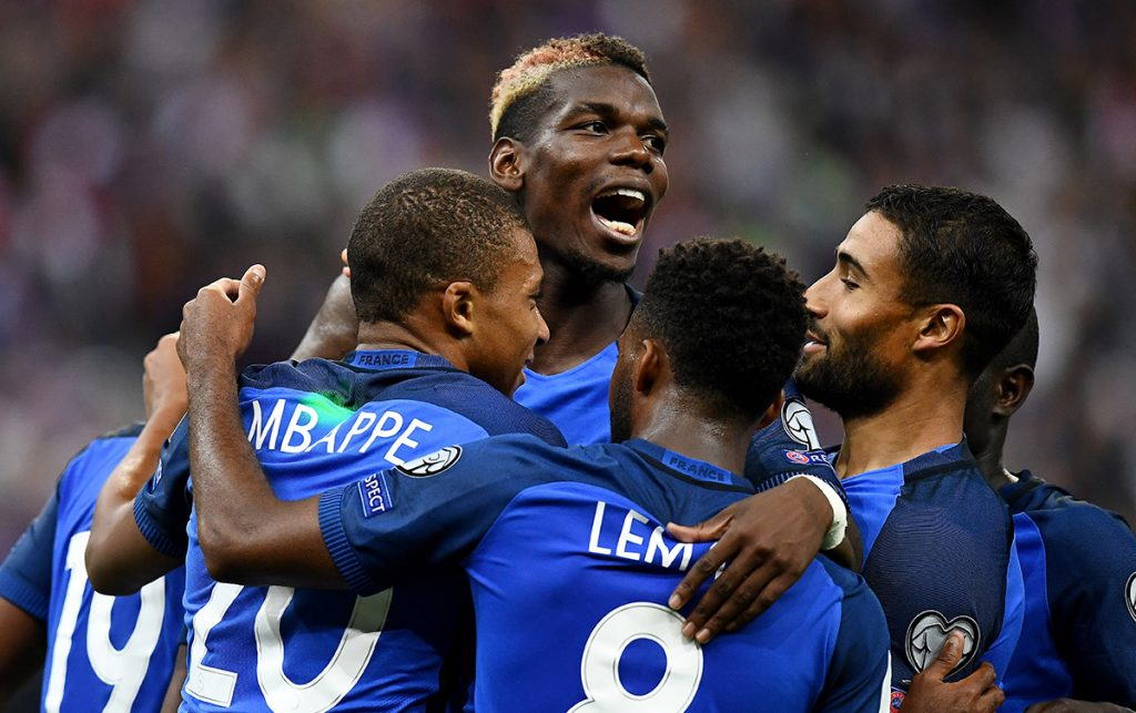La selección de Francia mostró su superioridad ante una Holanda que se aleja de Rusia 2018; Kylian Mbappé festejó traspaso millonario y primer gol.