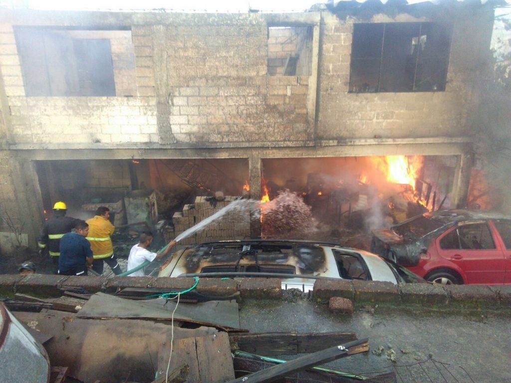 Nueva explosión en Tultepec deja al menos dos muertos