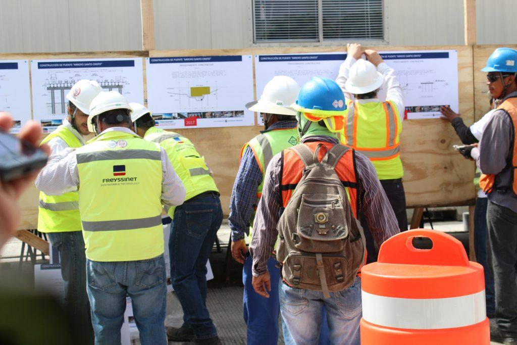 Comienza construcción de puente en Paso Exprés