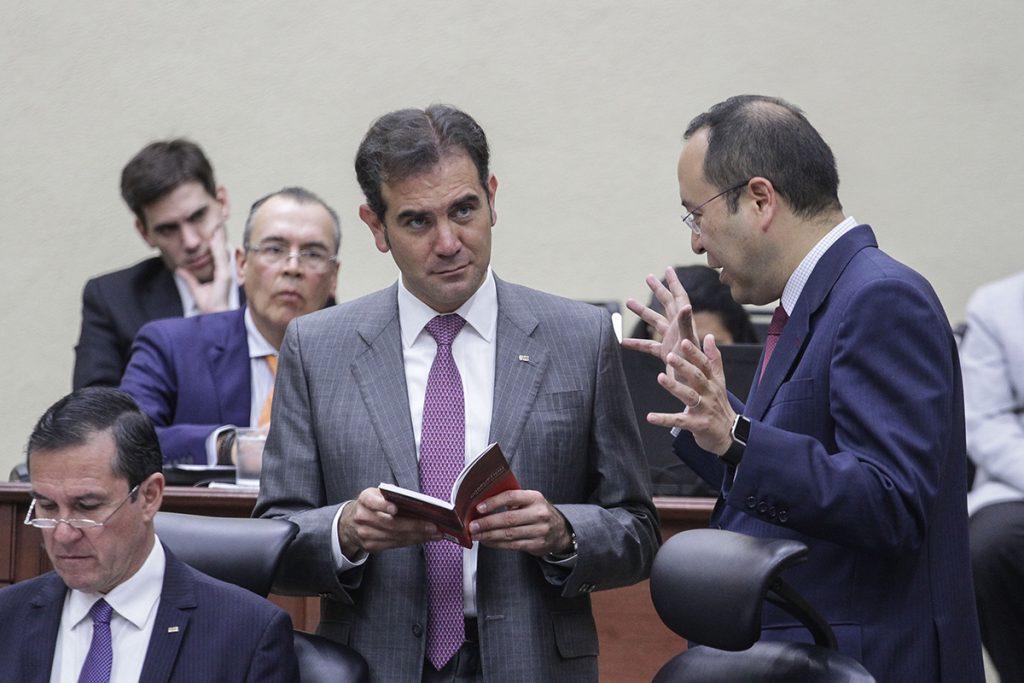 Elecciones 2018. Blindan paquetes; partidos protestan