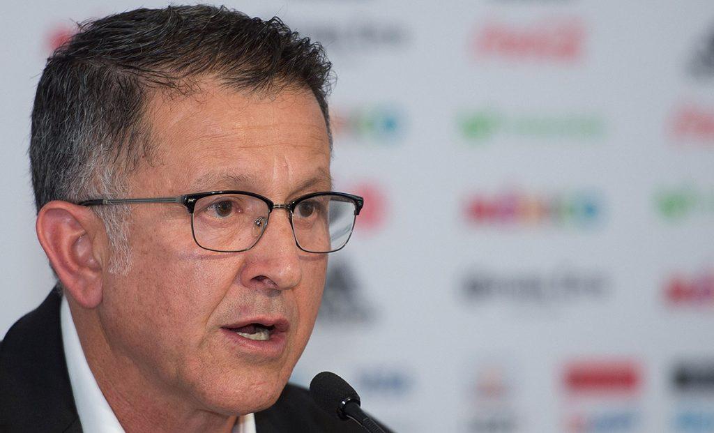 Juan Carlos Osorio, técnico del Tri, cambia el polémico término, pero seguirá moviendo la alineación de acuerdo al rival.