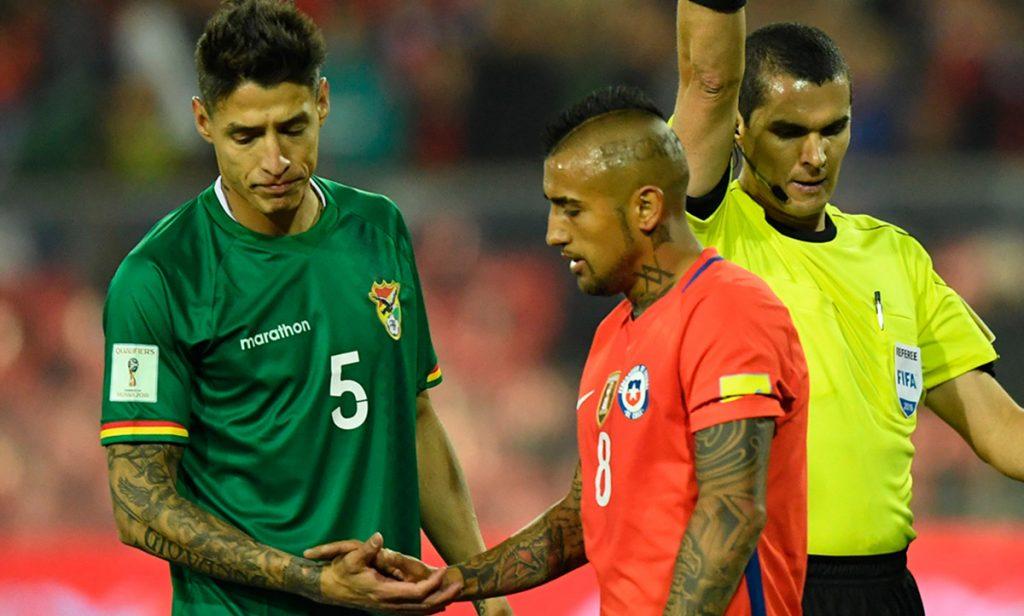 El Tribunal de Arbitraje del Deporte confirmó que Bolivia cometió alineación indebida con Nelson Cabrera, por lo que perdió duelos eliminatorios ante Chile y Perú en la mesa.