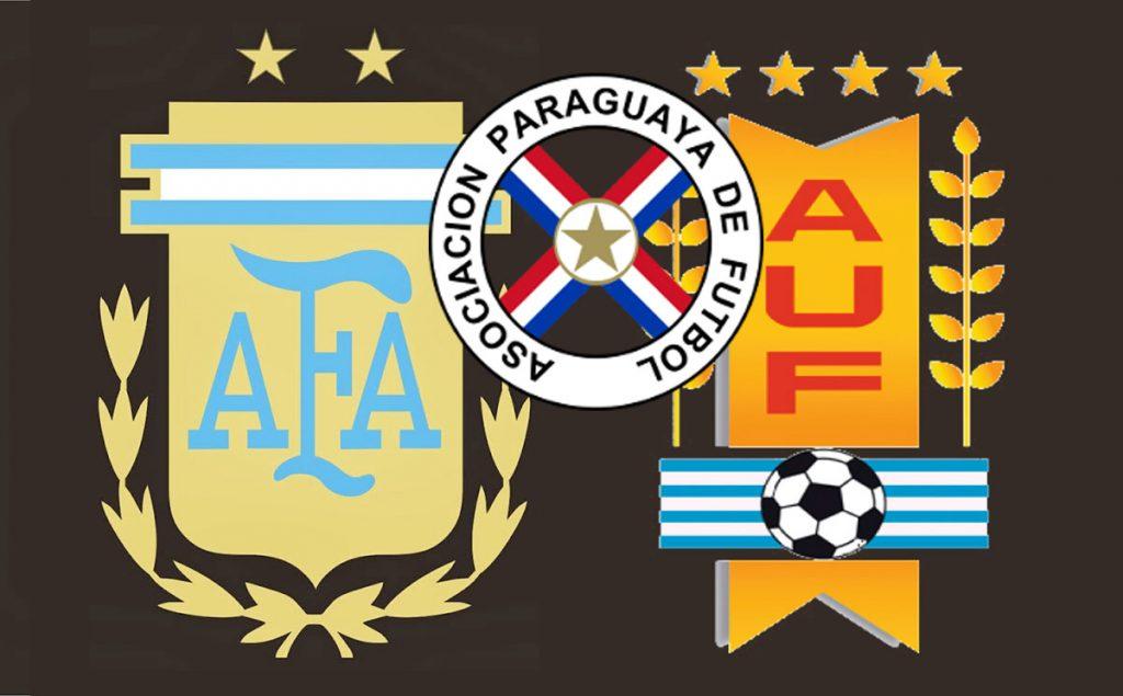 Conmebol ha informado que Paraguay se integra a la candidatura conjunta de Argentina y Uruguay para organizar la Copa del Mundo de 2030