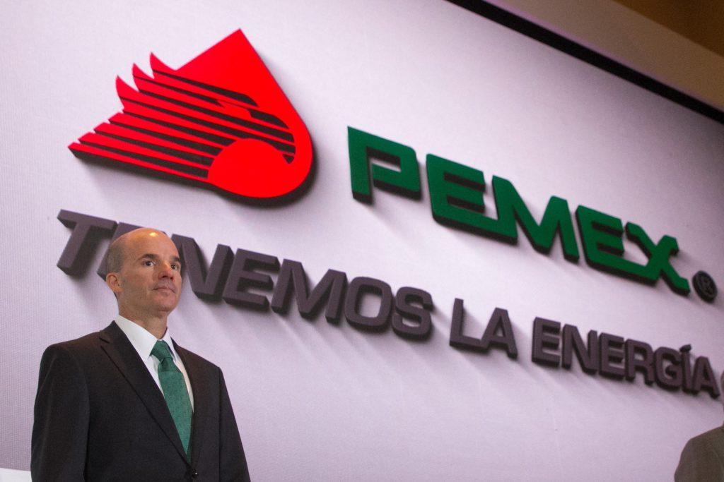 José Antonio González Anaya, director de Pemex. FOTO: MOISÉS PABLO /CUARTOSCURO
