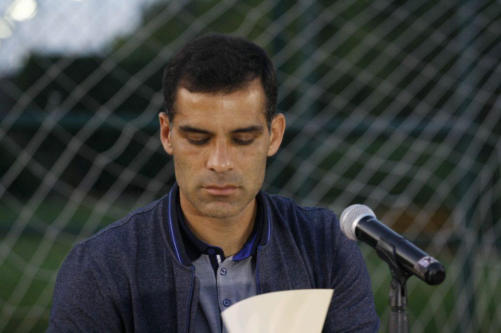Rafael Marquez. @Cuartoscuro.com