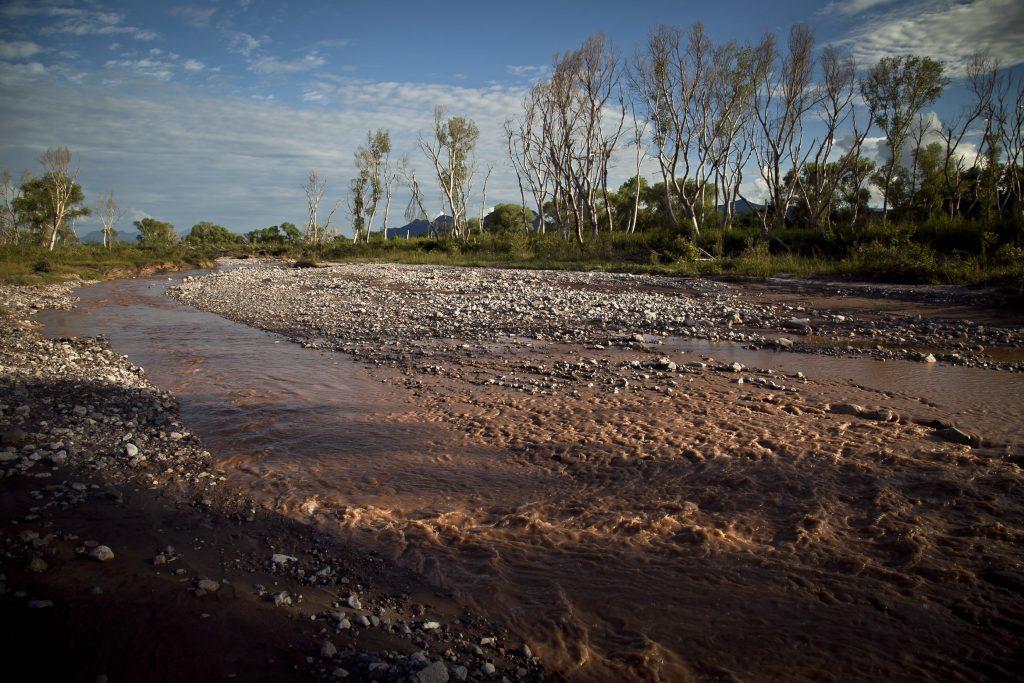 Río Sonora. Archivo. CUARTOSCURO.