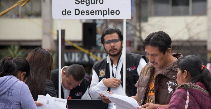 Desempleo en México se sitúa en 3,2% en julio