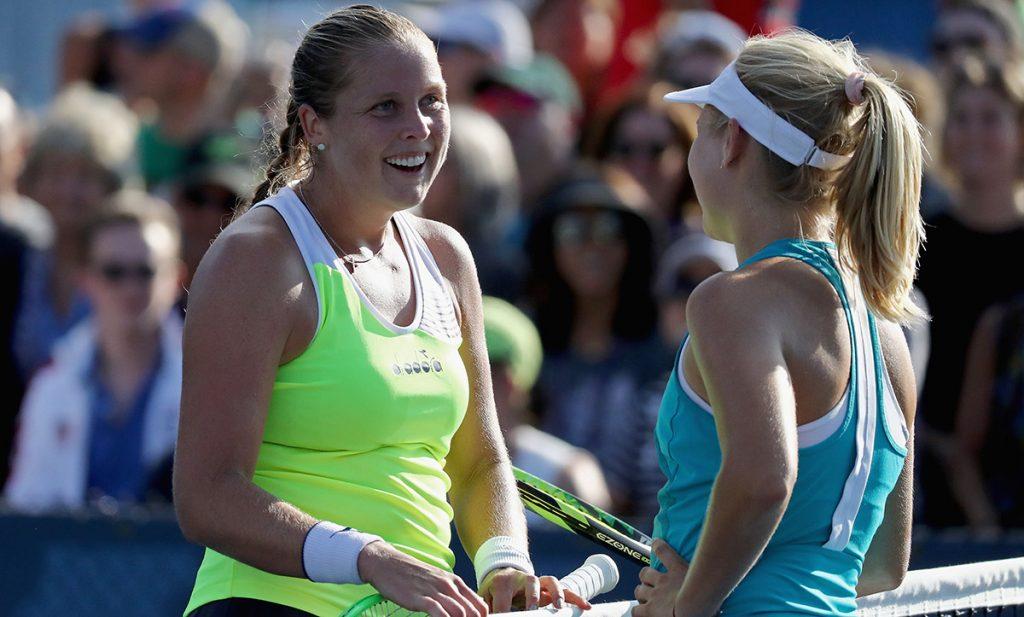 La victoria de la estadounidense Shelby Rogers sobre la australiana Daria Gavrilova se concretó en 3 horas y 33 minutos para ser el partido femenil más largo en la historia del Grand Slam.