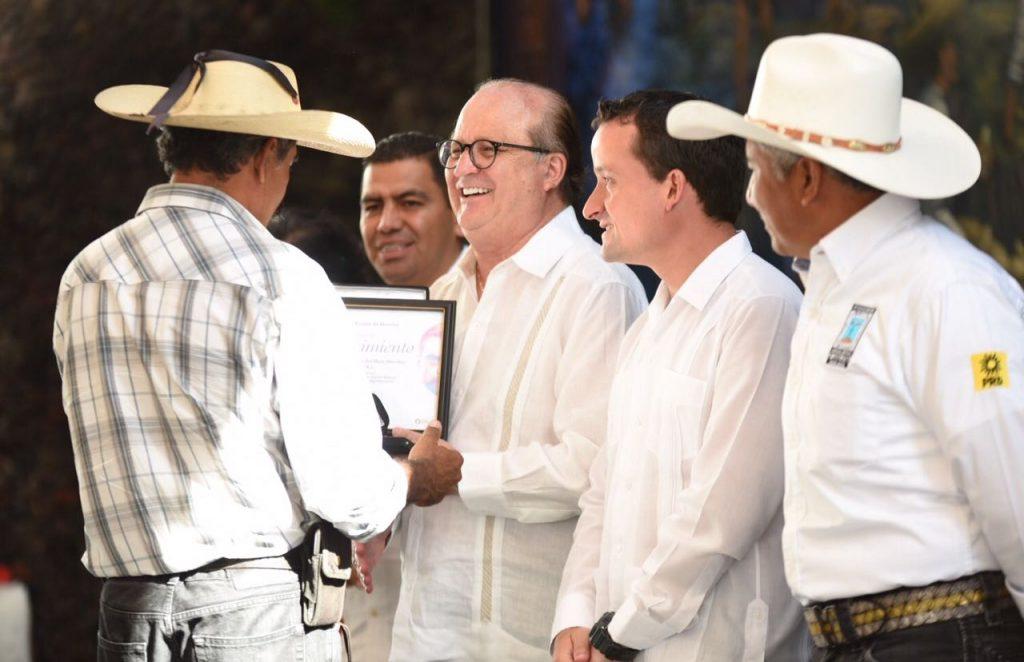 Morelos, tercer lugar a nivel nacional en valor de producción agrícola