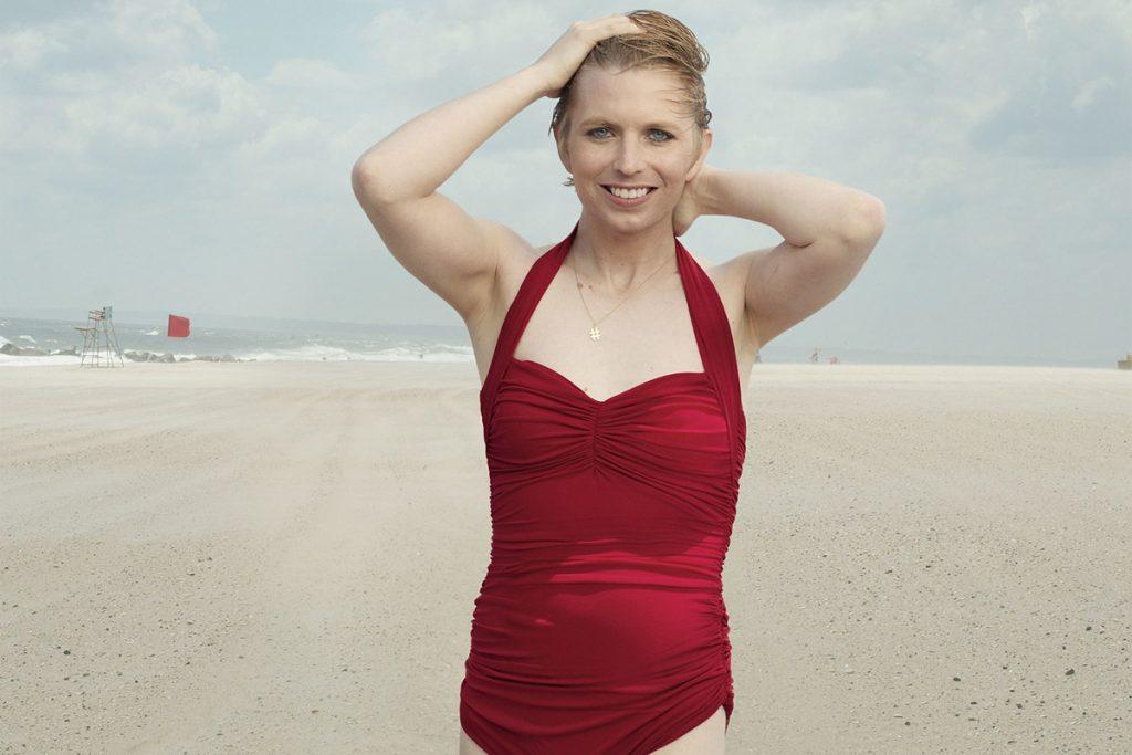 Annie Leibovitz para Vogue