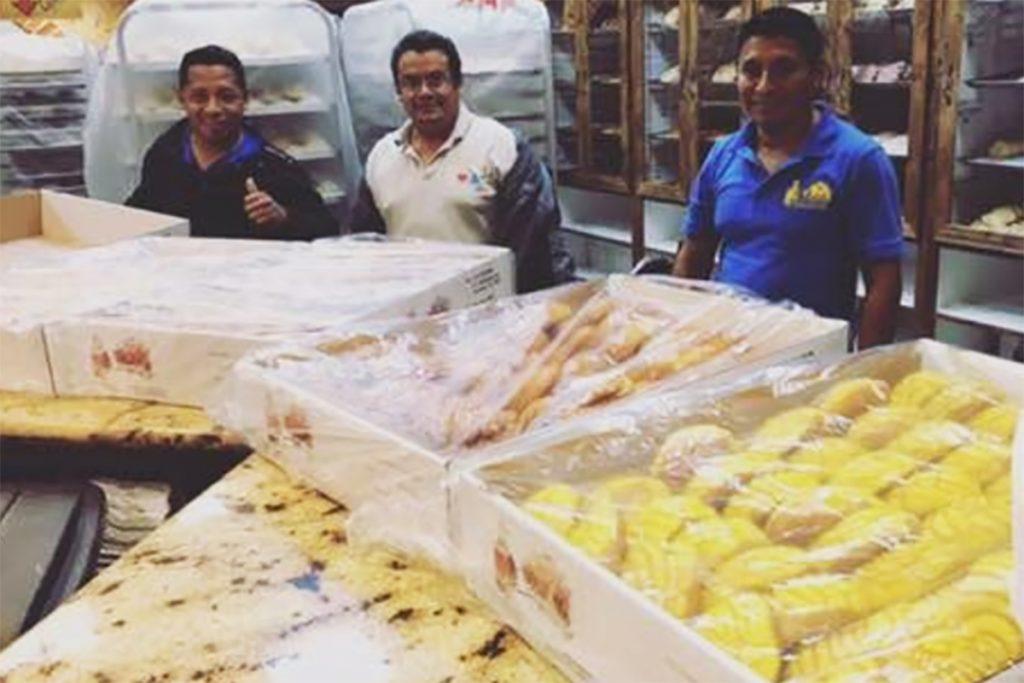 Facebook El Bolillo Bakery