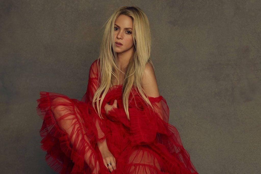 Facebook Shakira Oficial
