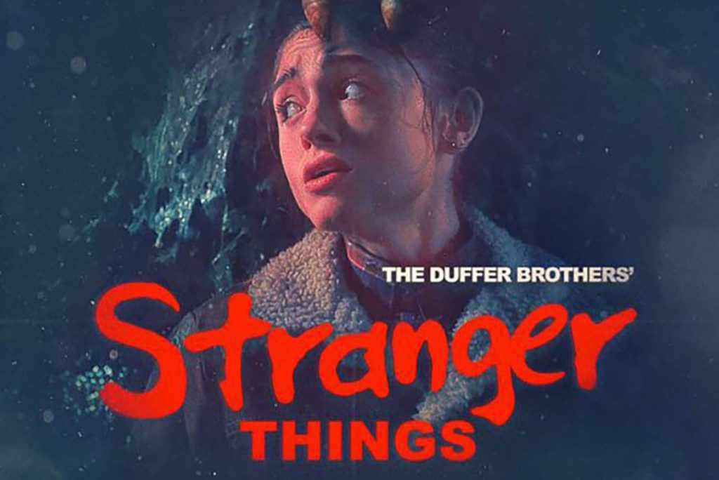 Stranger Things rinde homenaje a Freddy Krueger en nuevo póster