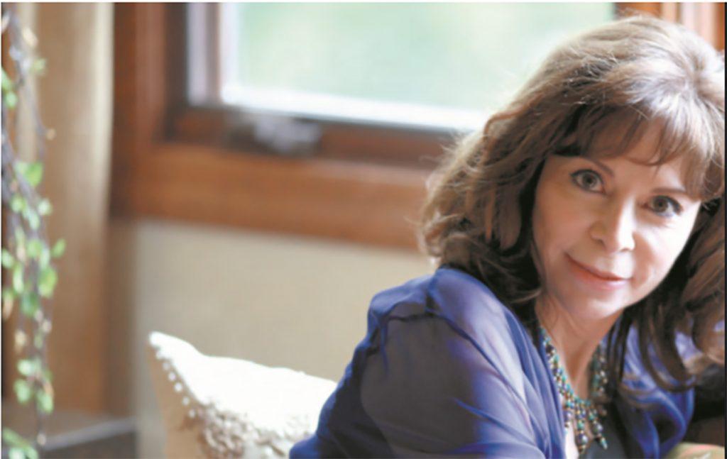 """Isabel Allende narra """"el invierno"""" de su vida"""