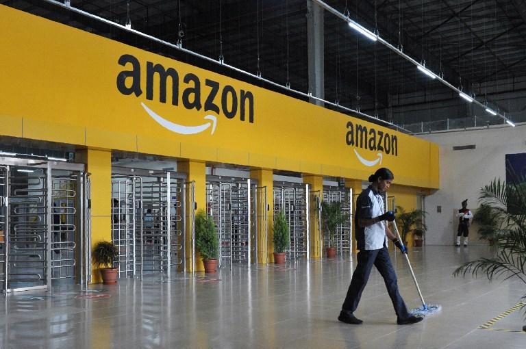 Amazon planea construir un mega almacén en México
