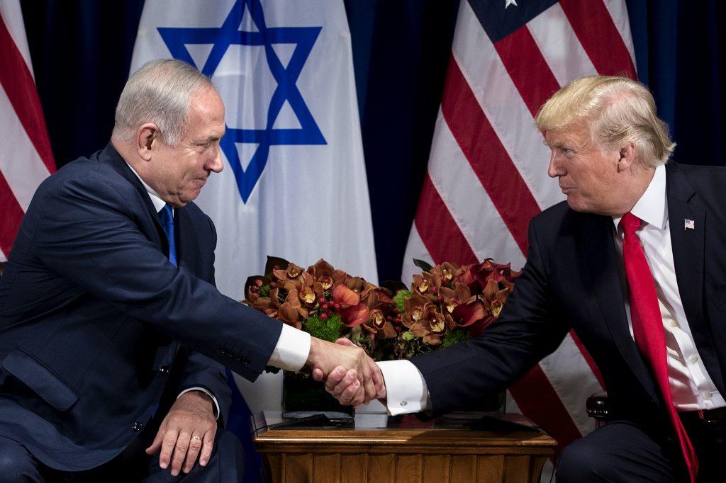 Benjamín Netanyahu. @AFP