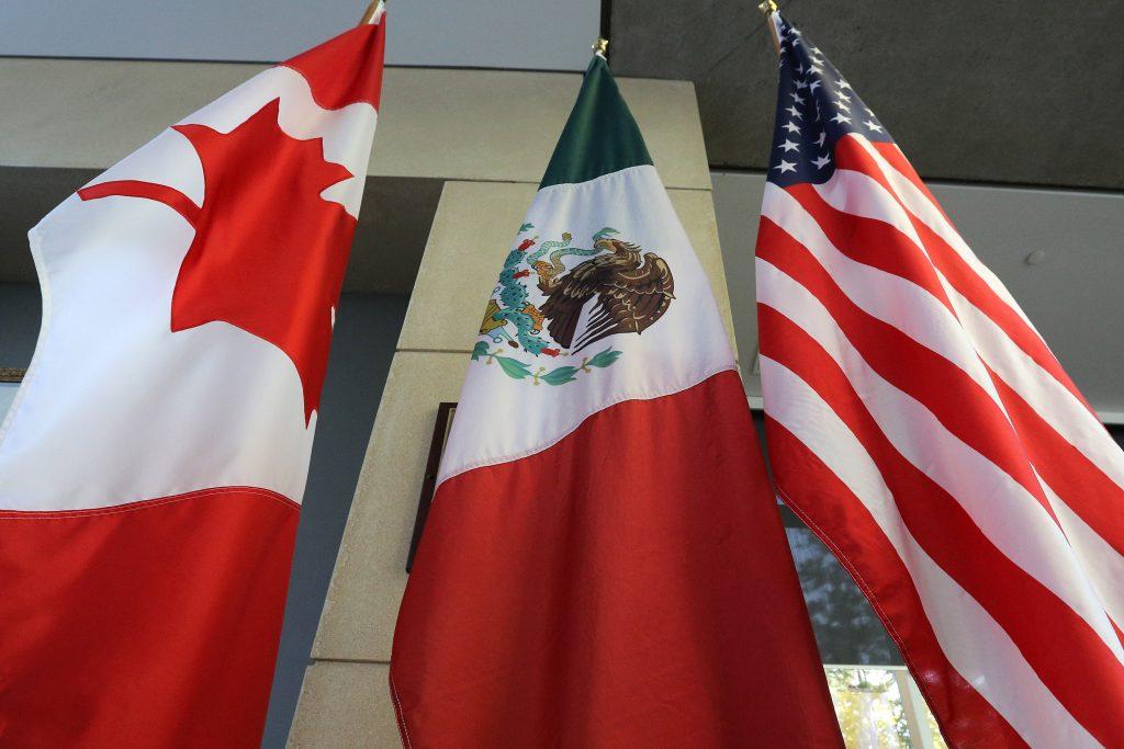 Centro de negociaciones en Ottawa. AFP.
