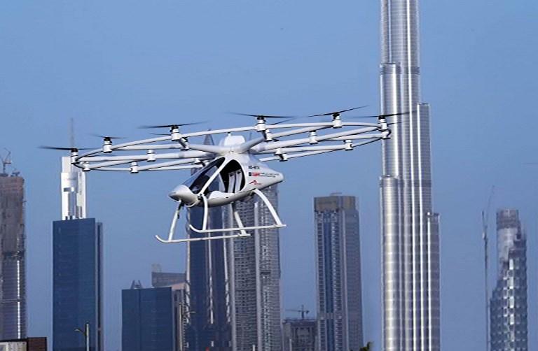 FOTOS: Un dron convertido en