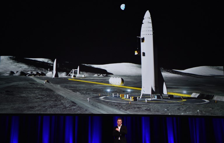 Elon Musk propone viajes en cohete a destinos en la Tierra