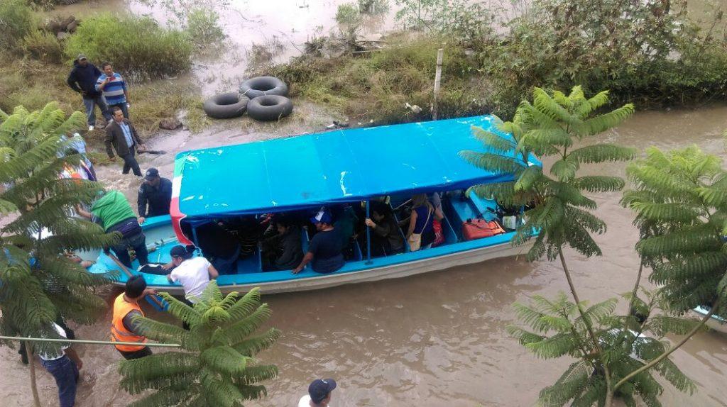 FOTOS: Las inundaciones en Querétaro tras las lluvias