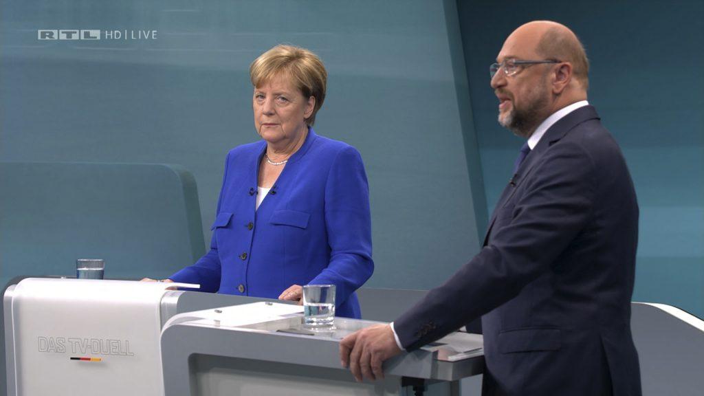 Elecciones en Alemania. @AP