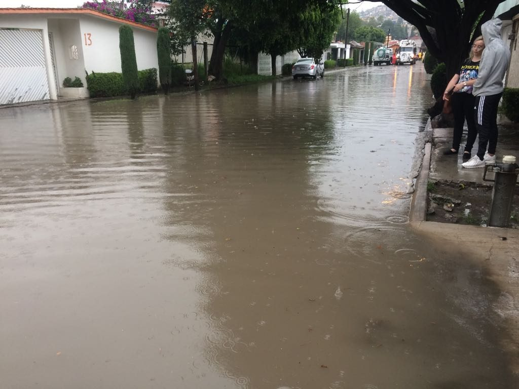FOTOS: Atizapán vuelve a sufrir inundaciones
