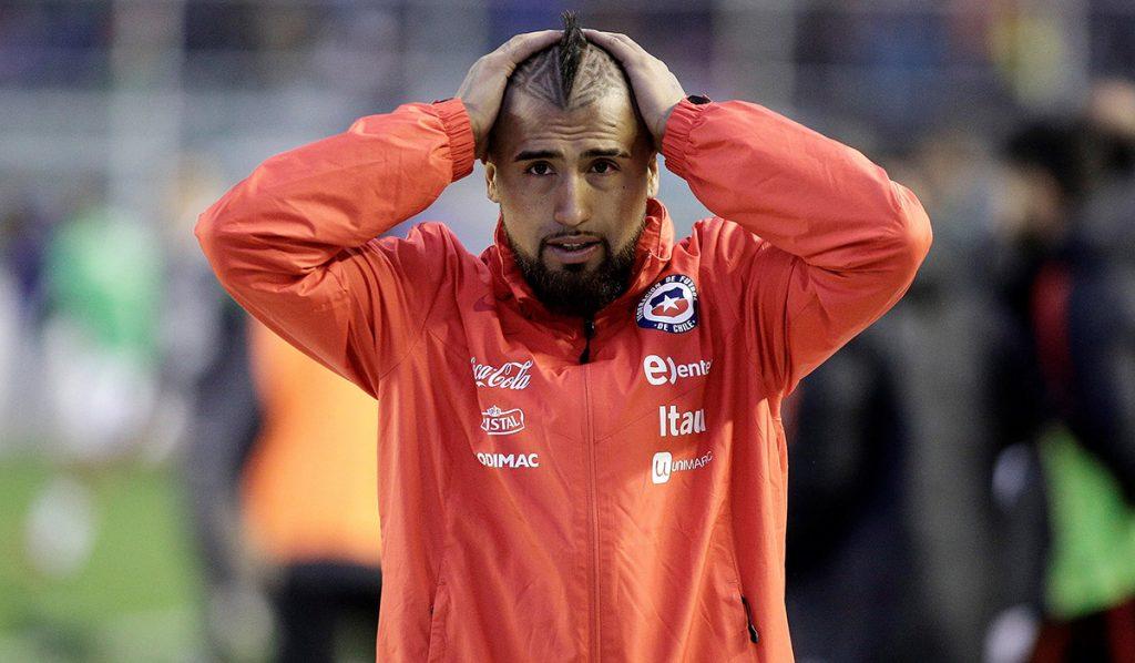 Arturo Vidal asegura que 'es momento de descansar' por lo que se despedirá de la selección chilena después del Mundial, aunque primero deben ganar el boleto.