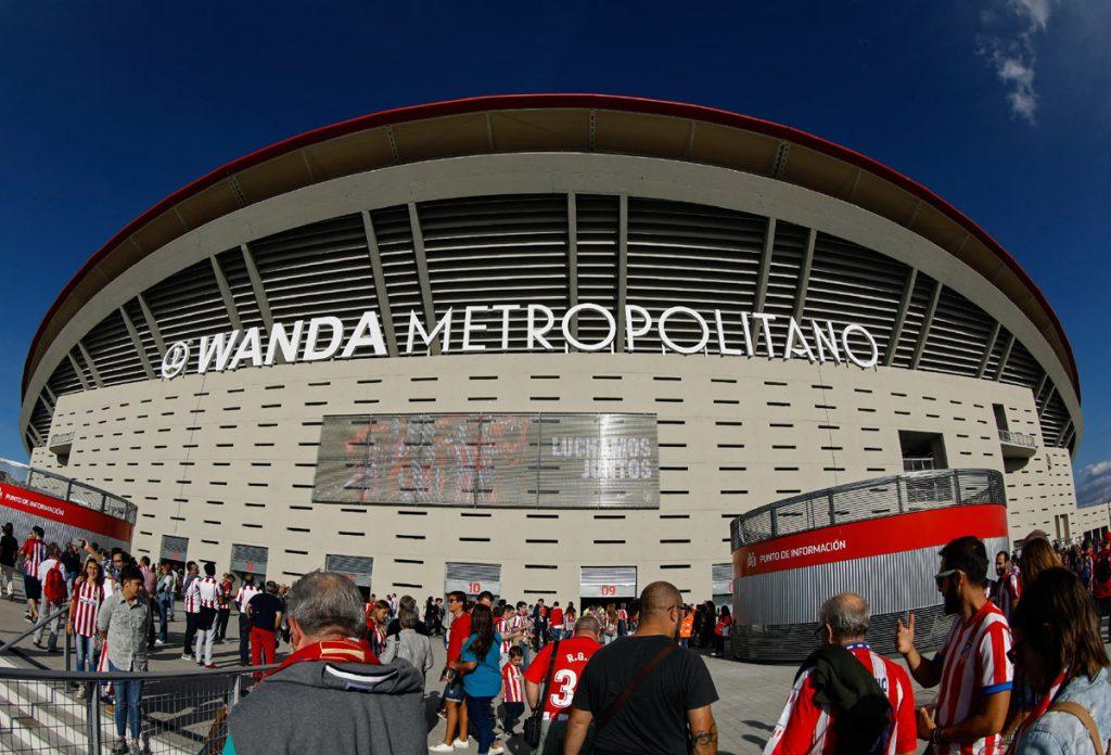 La final de la Champions League en 2019 se disputará en el Wanda Metropolitano, el recién inaugurado estadio del Atlético de Madrid