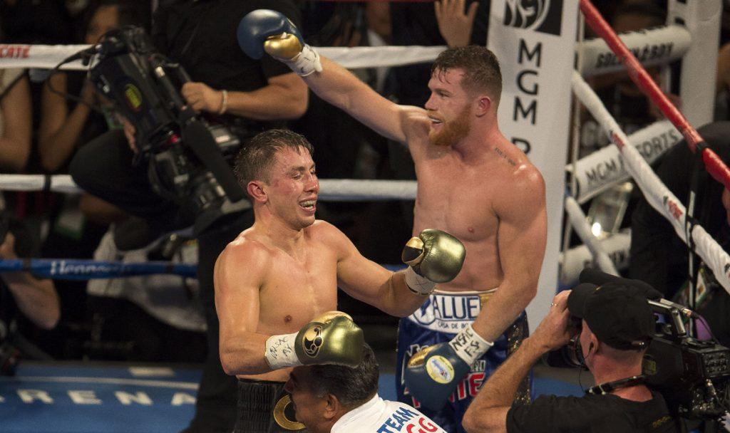 Gennady Golovkin y Saúl Canelo Álverez terminaron empatados en un gran combate celebrado en Las Vegas.